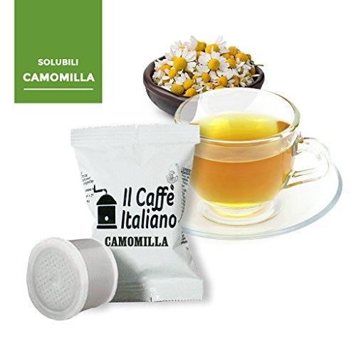 50 capsule compatibili Uno System - 50 capsule Camomilla compatibili macchina caffè UnoSystem - Macchina caffè UnoSystem kit 50 capsule compatibili - Il Caffè Italiano