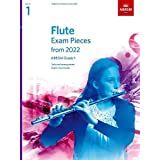 Flute Exam Pieces from 2022, ABRSM Grade 1: Selected from the syllabus from 2022. Score & Part, Audio Downloads