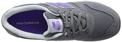 New Balance 565, Sneakers Basses Femme Gris (Grey)