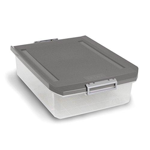 Tatay 1151222 Caja Almacenamiento Multiusos bajo Cama