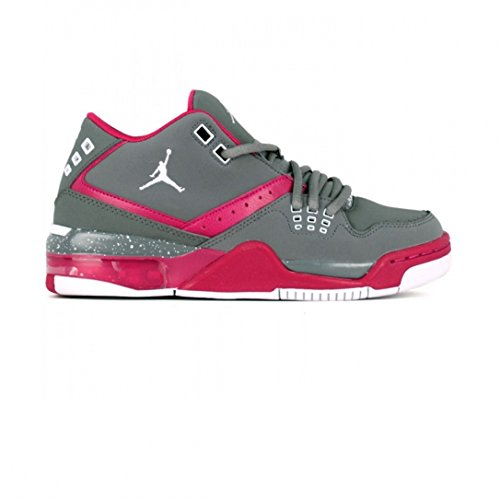 Jordan Chaussures Basket Flight 23 Jr Fille Grey/Fuschia h15