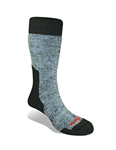 Bridgedale Merinofusion Summit Men's Sock - Grey, 6-8.5