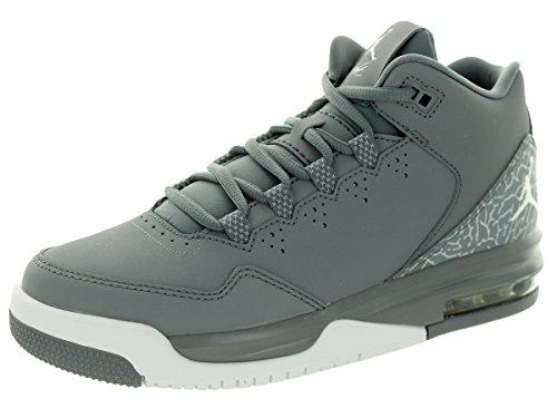 Nike - Jordan Flight Origin 2 BG, Scarpe sportive Bambino Grigio / Bianco (Cool Grey / White-Wolf Grey)