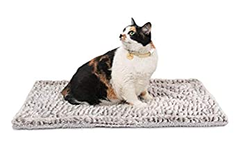 Mora Pets autochauffant Couverture/Self Chauffage Coussinets pour Animal Domestique/Chat Chien Thermique Couverture/Self Chauffage Cat Lit pour Chien pour intérieur et extérieur 70* 47cm