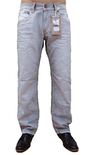CAMP DAVID HERREN JEANS NICO R 611 BOOTCUT LOW WAST REGULAR FIT W36L32 (Vier Camp Herren)