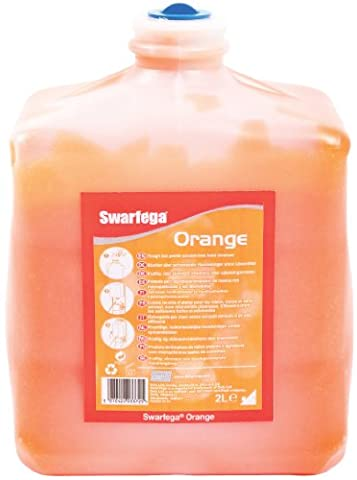 Swarfega sor2lt Orange à la main pour aspirateur, 2L