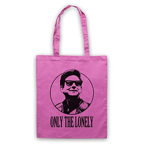 Inspiriert durch Roy Orbison Only The Lonely Inoffiziell Umhangetaschen Rosa
