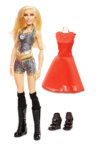 WWE FJC05 - Girls Superstar-Outfits Charlotte Flair