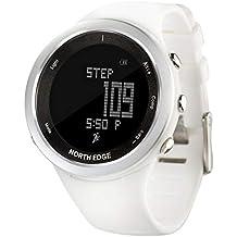 Reloj Deportivo Altímetro Barómetro Termómetro Brújula Frecuencia cardíaca Moda Reloj Inteligente,Deportes Pulsera Reloj Digital