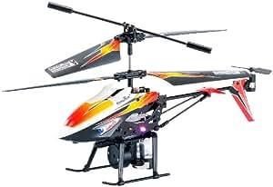 Simulus Outdoor Hubschrauber: Ferngesteuerter Hubschrauber mit Spritzfunktion GH-362.H2O (Ferngesteuerter Helikopter)