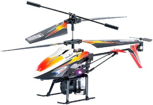 "Simulus RC Helikopter: Ferngesteuerter Hubschrauber mit Spritzfunktion ""GH-362.H2O"" (Ferngesteuerter Helikopter)"
