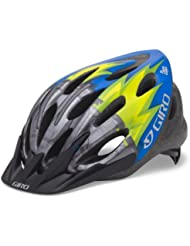 Giro Flume Youth Bike Helm, blau