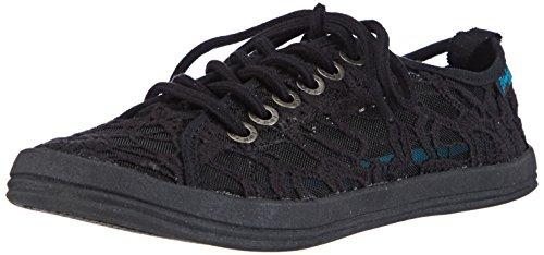 Blowfish Cabala, Baskets mode femme Noir (Black)