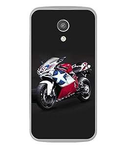 PrintVisa Designer Back Case Cover for Motorola Moto G2 :: Motorola Moto G (2nd Gen) (Metallic Travel Classic Shiny Chrome Antique Metallic)