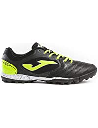 JOMA SPORT - Zapatillas de fútbol Sala de Cuero para Hombre Negro Negro c3e61f1d37de4