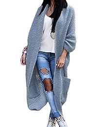 purchase cheap e3368 ab7af Suchergebnis auf Amazon.de für: strickmantel grau: Bekleidung