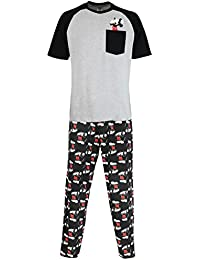 Disney Mickey Mouse - Ensembles De Pyjama - Mickey Mouse - Homme