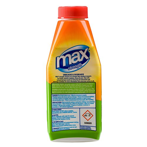 Max 500 g Caustic Soda All-Purpose Cleaner - Pack of 6