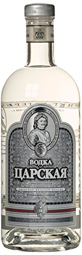Ladoga Zarskaja Wodka (1 x 1 l)