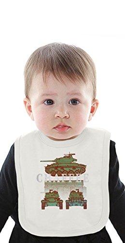 Tank Chaffee Organic Bib With Ties Medium -