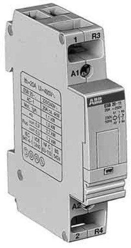 abb-entrelec ESB20-11/230V Schütz ESB 20-11230V Kontakt Kontakt offen + geschlossen -