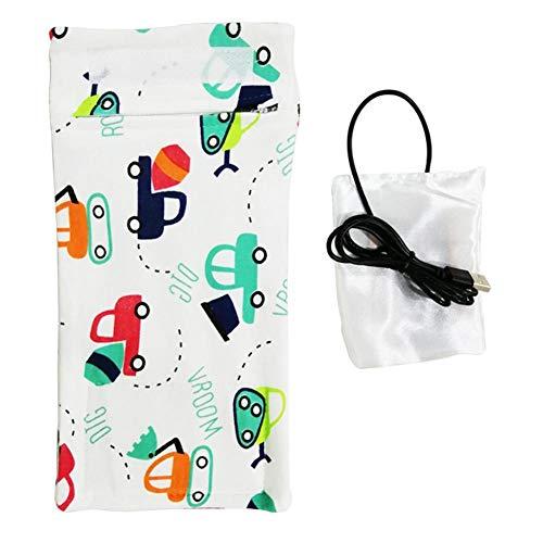 Wetour - Calentador de biberones USB, esterilizador para biberones, Calentador de Alimentos para bebés...