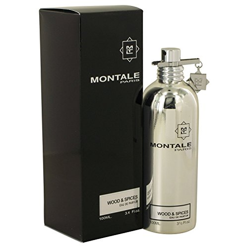 Montale Wood & Spices Eau De Parfum Spray 3.4 oz / 100 ml (Men)