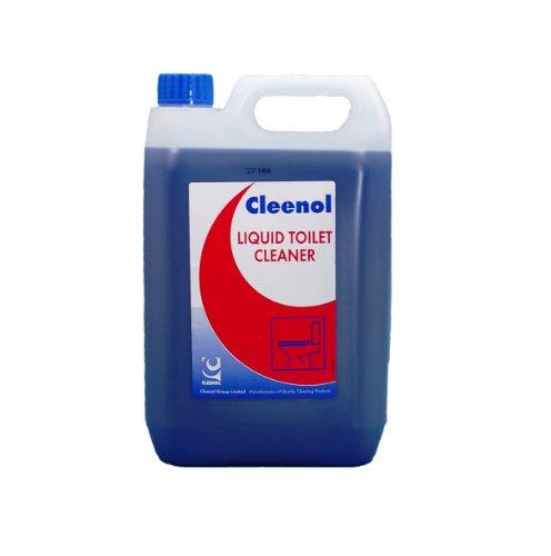 Cleenol 082942X5 5L Toilet Cleaner