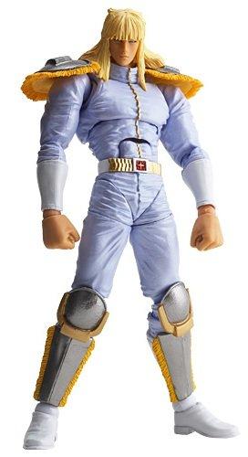 Figurine - Ken le Survivant - Hokuto No Ken - Revoltech Ken 006 - Shin AF