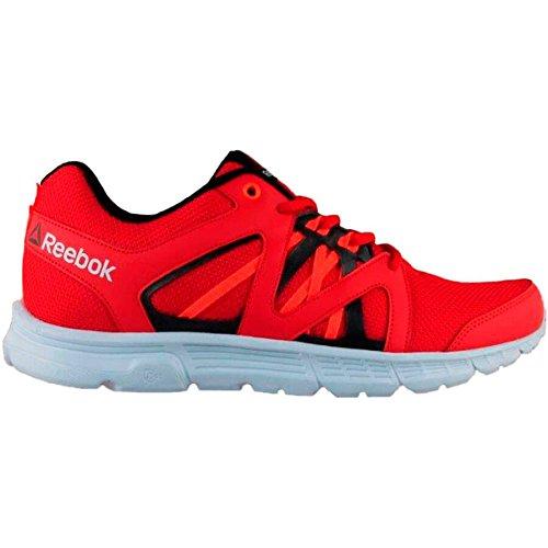Reebok Speedlux, Chaussures de Running Entrainement Homme Rouge / noir (rouge moteur / charbon / rouge Atomic)