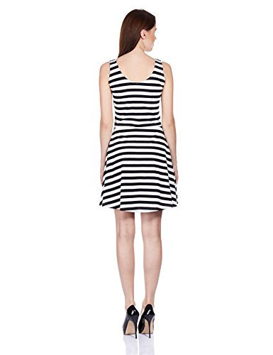 Miss-Chase-Womens-Cotton-Skater-Dress