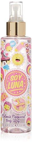 SOY LUNA fruchtig-frisches Bodyspray, 1er Pack (1 x 200 ml)
