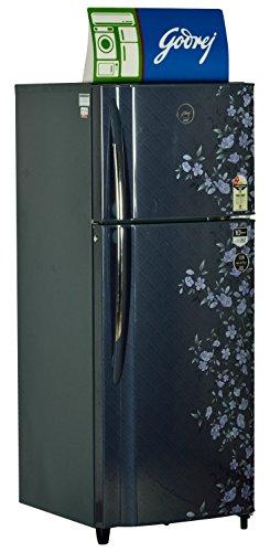 Godrej 260 L 2 Star Frost-Free Refrigerator (RT EON 260 P 2.4, Indigo Floret)