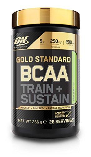 OPTIMUM NUTRITION ON GS BCAA Train & Sustain Pomme - Poire 266 g