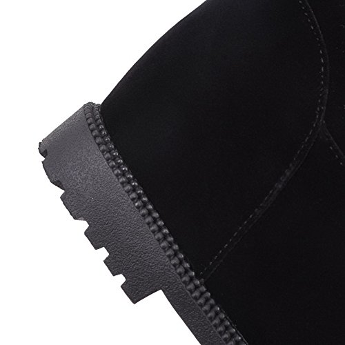 Balamasaabl09847 - Sandalias Con Cuña Para Mujer Negro