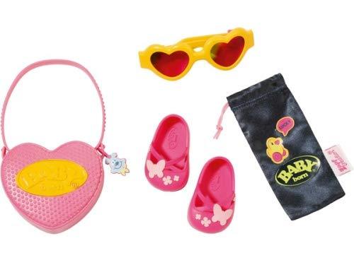 Preisvergleich Produktbild Zapf 825488 - Baby Born® Boutique Taschen&Schuhe Set