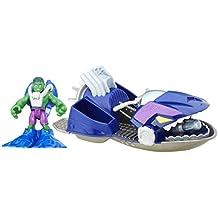 Super Hero Adventures Playskool Heroes Marvel Hulk Jet Boat