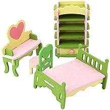 suchergebnis auf f r puppenhaus betten 1 12. Black Bedroom Furniture Sets. Home Design Ideas