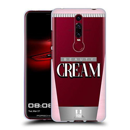 Head Case Designs Schönheitscreme Lebenswichtige Güter Soft Gel Hülle für Huawei Mate RS