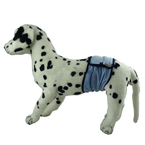 Bao Core Haustier Hund Sanitär Windel Hygieneunterhose Physiologische Unterwäche Schwarz/Blau M/L/XL -