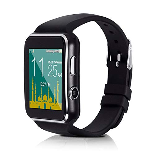 FAYY Worship To GPS Smartwatch Bluetooth Sim Tracker Ranura para Tarjeta Relojes con Pantalla a Prueba...