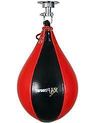 TurnerMAX qualité synthétique Rexion Speedball pivotant et balle frappe Punching Ball Boxe et pivotant
