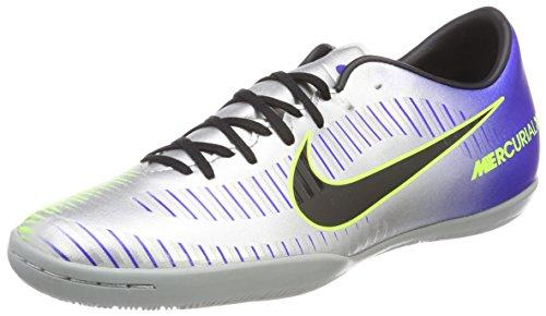 Nike mercurialx victory vi njr ic, scarpe da fitness uomo, (racer bluee/black chr 407), 43 eu