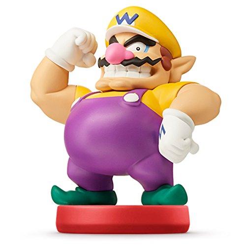 Amiibo-Wario-Super-Mario-series-Ver-Wii-UImportacin-Japonesa