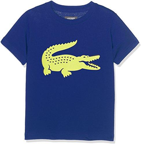 lacoste-sport-tj2910-camiseta-de-deporte-para-ninos-azul-france-citronnier-4-anos-talla-del-fabrican