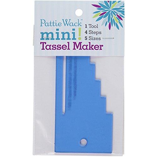 Pattiewack Designs - Mini Quaste Maker (Tassel-tool)