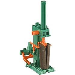 BRUDER - 02339 - Fendeuse à bois avec quatre rondins - Vert