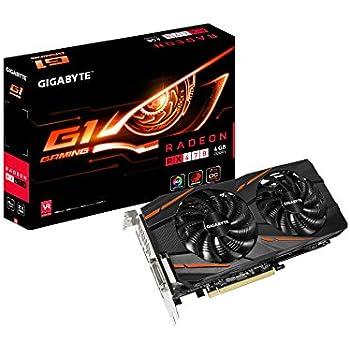 Gigabyte GV-RX470G1 GAMING-4GD AMD Radeon RX 470 4GB - Tarjeta ...