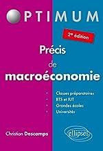 Précis de Macroéconomie de Christian Descamps