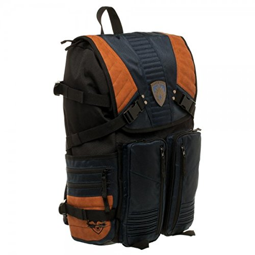 Marvel Guardians of the Galaxy Rocket Racoon backpack 46cm (Comics Marvel Rucksack)